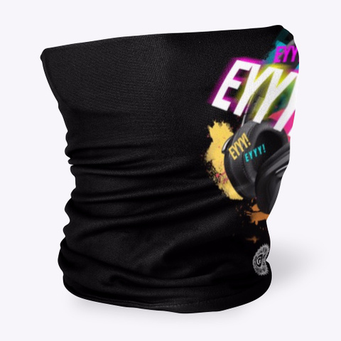 Ey! Collection Boss Of The Block ® Black T-Shirt Side