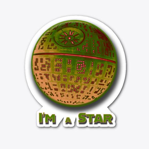 I'm A Star Standard T-Shirt Front