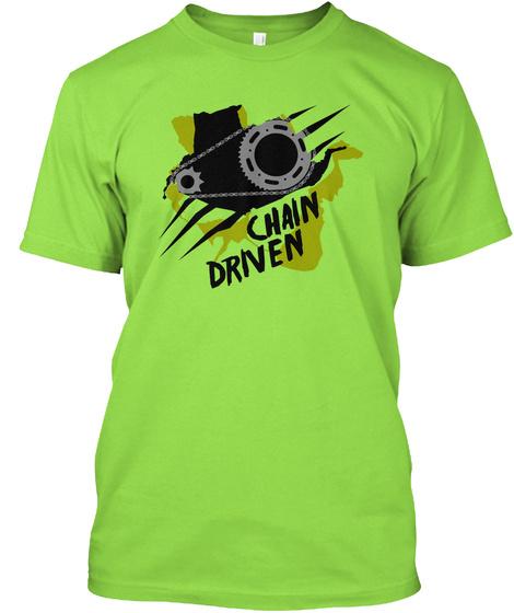 11M - Chain Driven Unisex Tshirt