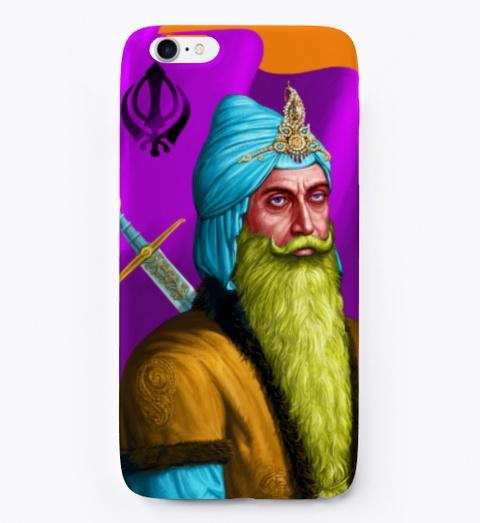 Maharaja Ranjit Singh Standard T-Shirt Front