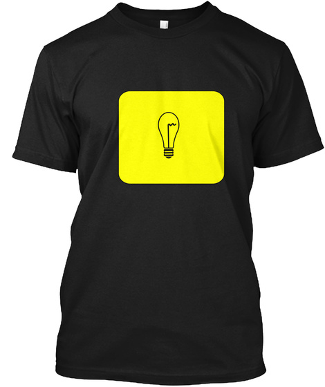 Twinlightenment   Leadership Black T-Shirt Front