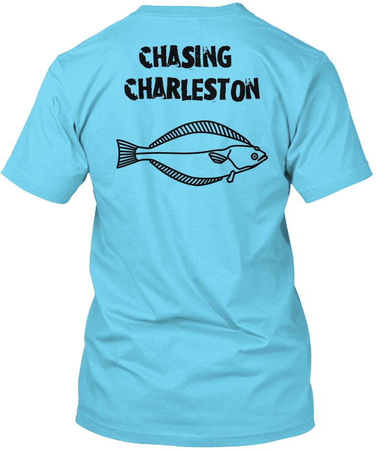 Chasing Charleston Unisex Tshirt