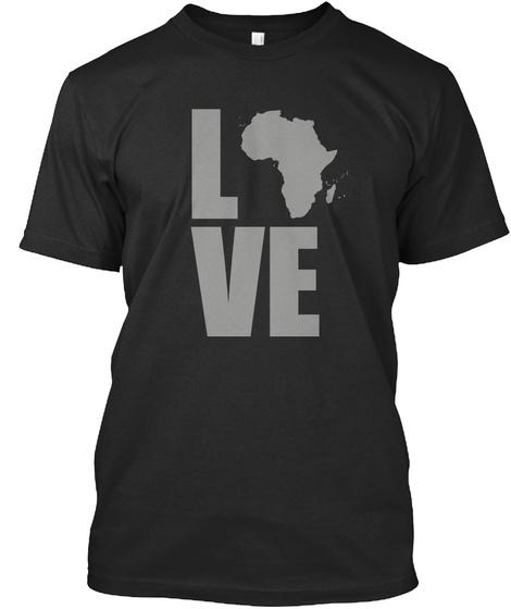 Love  T-Shirt Front