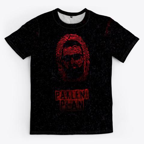 Pakleni Plan Shop Black T-Shirt Front