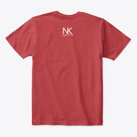 Silly Parents Classic Red T-Shirt Back