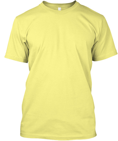 Natchez Trace Lemon Yellow  T-Shirt Front