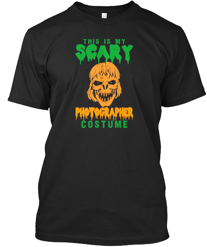 In-style-This-Is-My-Scary-Photographe-Photographer-Costume-T-shirt-Elegant