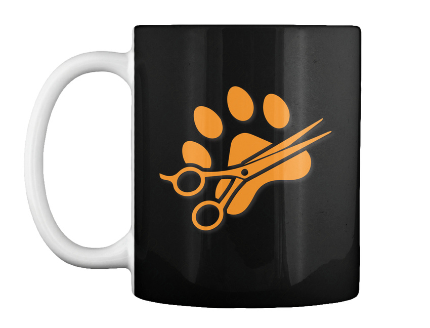miniature 8 - Printed Awesome Dog Groomer - I Am A Grommer Of Course Crazy Do Gift Coffee Mug