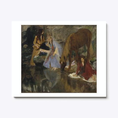 Edgar Degas   Famous Paintings  Standard T-Shirt Front