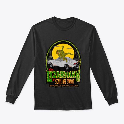 The LIZARD MAN of SCAPE ORE SWAMP SweatShirt