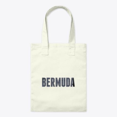 Bermuda 2020 Natural T-Shirt Front