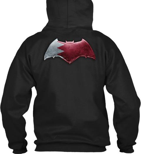 Teespring  Bahrain, Love Bahrain Shirt,  Black T-Shirt Back