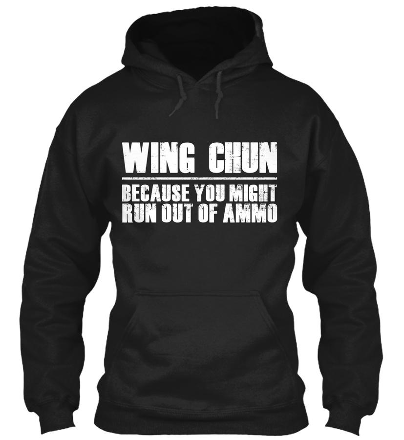 [Limited Edition] Wing Chun hoodie Unisex Tshirt