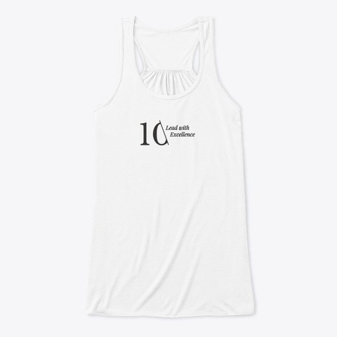 1010 - Lead With Excellence Unisex Tshirt