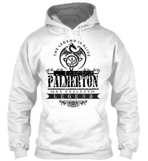 Palkowski  Palkovich  Palestino  Palestina  Palestini  Palenchar  Palmerton  White T-Shirt Front