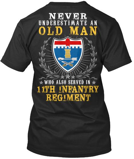11th Infantry Regiment United States Unisex Tshirt