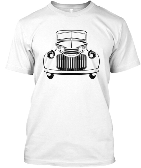 1946 Chevy Classic Truck T-Shirt Unisex Tshirt