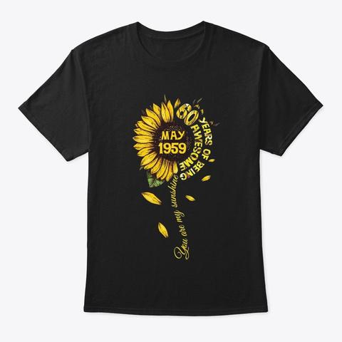 Dogssloverforever Black T-Shirt Front