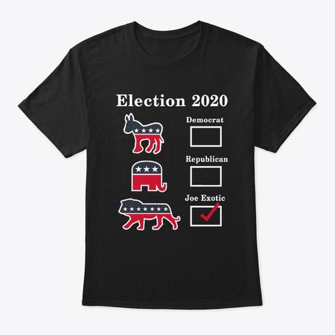 joe exotic campaign shirt