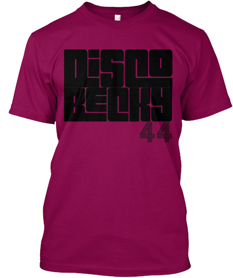 2018 Hab Dtcc Cardinal T-Shirt Front