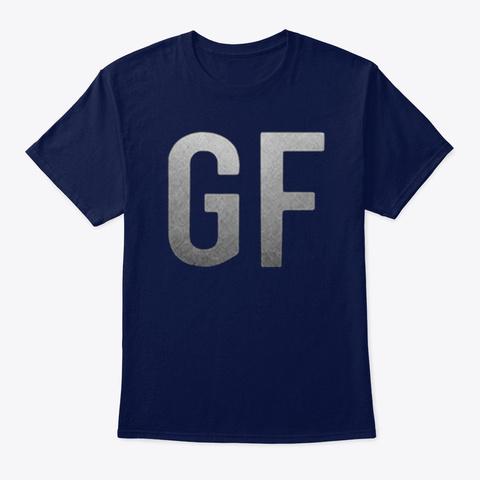 Official Gf T Shirt Navy T-Shirt Front
