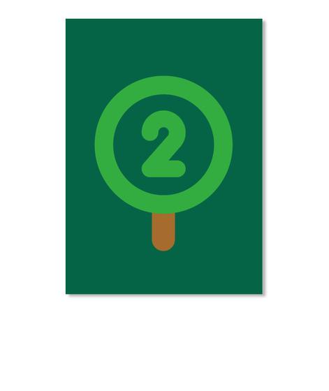 Oxygen Sticker [Int] #Sfsf Forest Green Sticker Front
