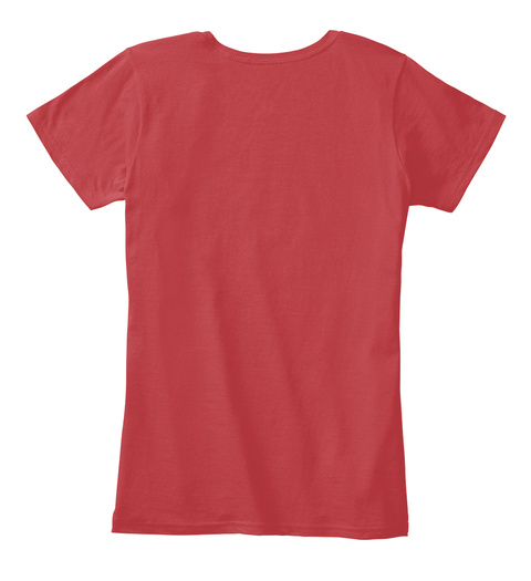 Got Stress, Meet Rita Classic Red Women's T-Shirt Back