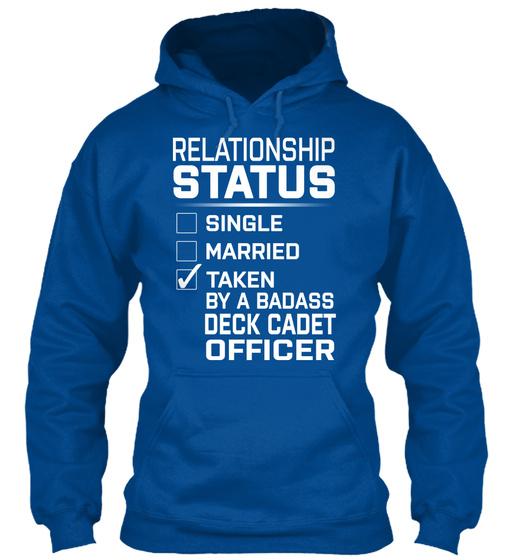 Deck Cadet Officer - Badass