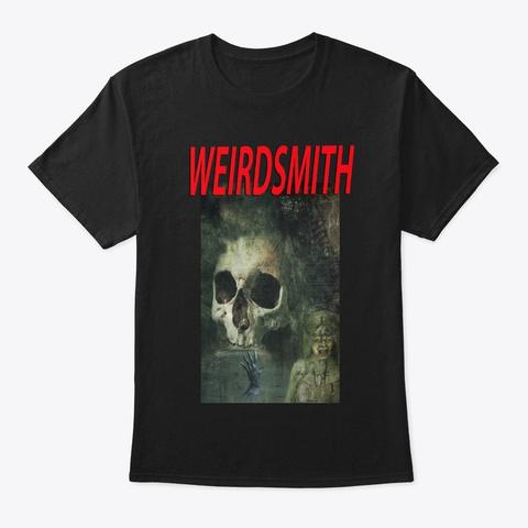 Weirdsmith Tee 2 Black T-Shirt Front