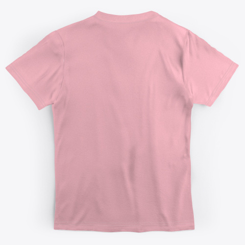 Girls Support Girls Pink T-Shirt Back