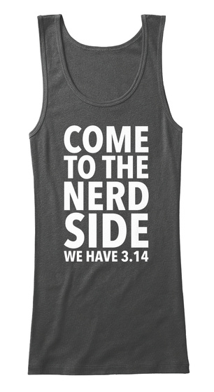 8e11a4f1 Come To The Nerd Side Tops And Tees - come to the nerd side we have ...