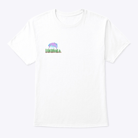 Fly High Ware White T-Shirt Front