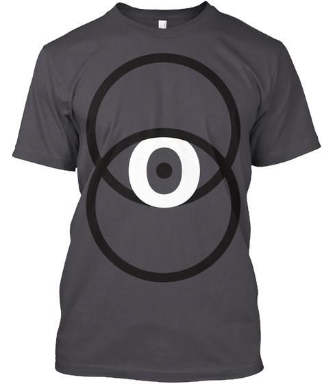 One Vision Asphalt T-Shirt Front