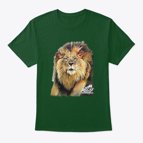Always Remember Cameron Lion Unisex Tshirt
