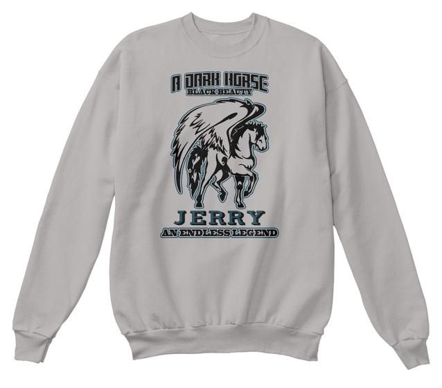 JERRY - A DARK HORSE - NAME T-SHIRT