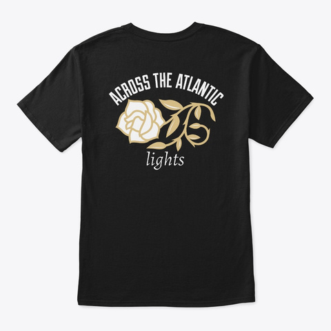 Ata   Lights   Blk Black T-Shirt Back