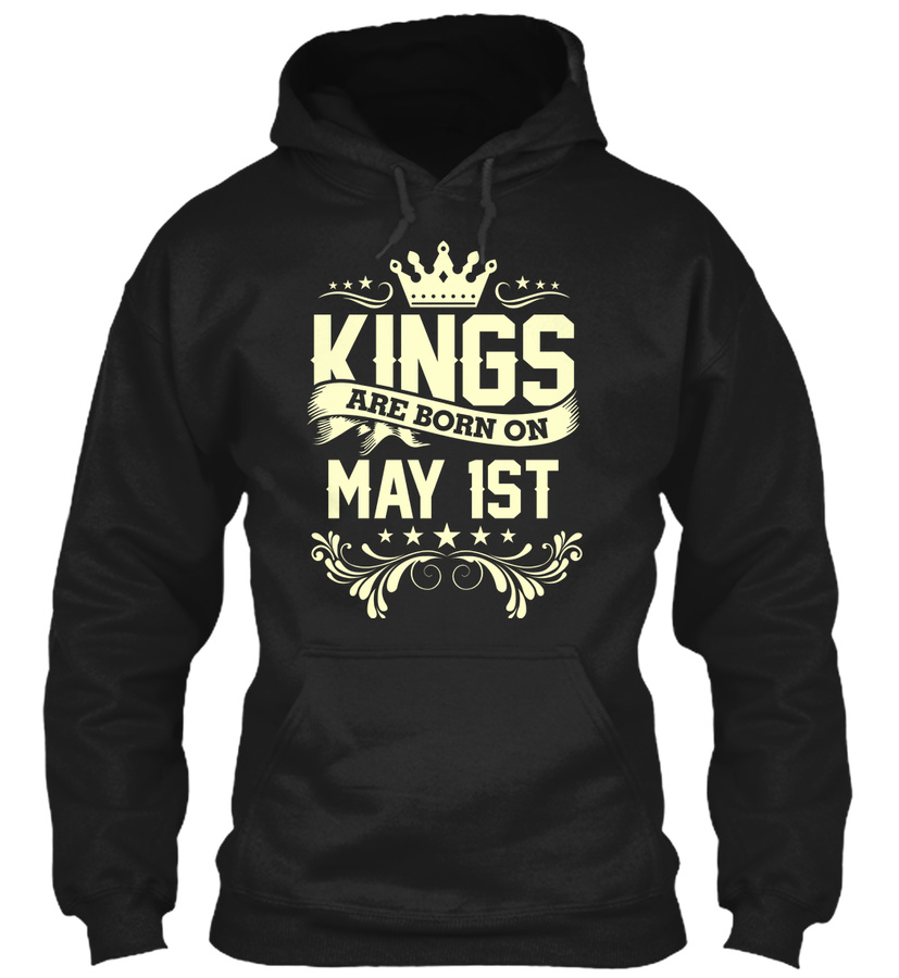King Born On May 1st Birthday shirt Unisex Tshirt