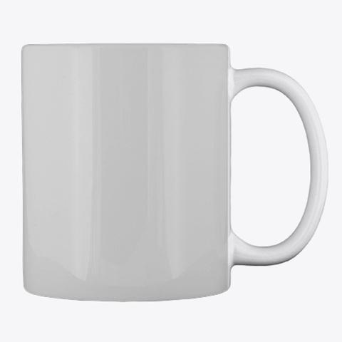 Die Tasse Für Alle Meine Fans Light Grey T-Shirt Back