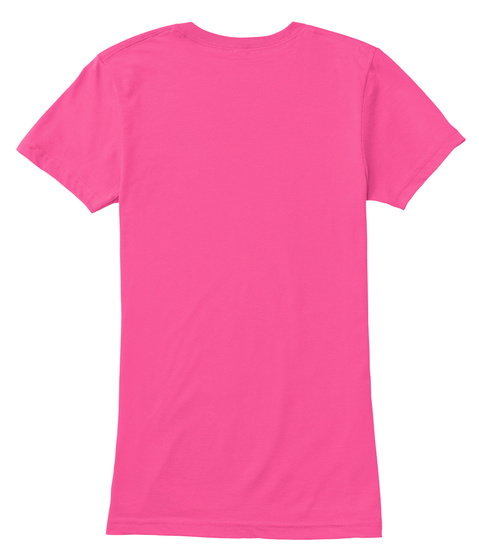 Top Flight Fuchsia T-Shirt Back