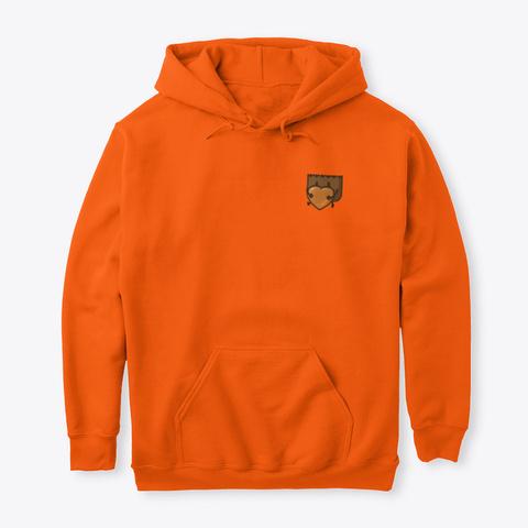 Reekee2 Love Safety Orange T-Shirt Front