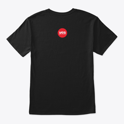 Weapons Of Mass Creation Black T-Shirt Back