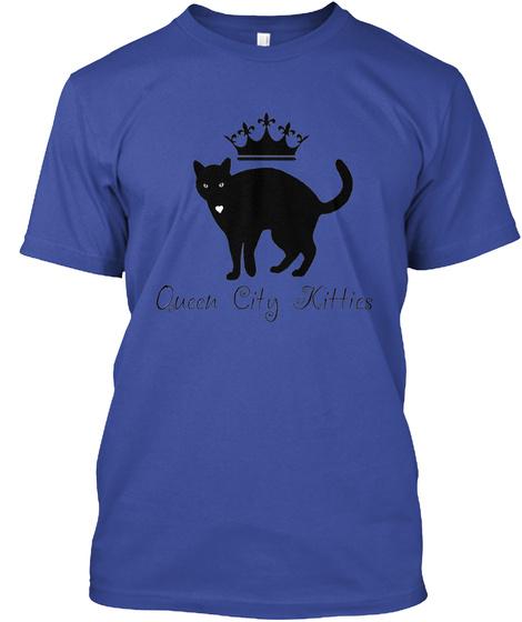 Queen City Kitties Unisex Tshirt