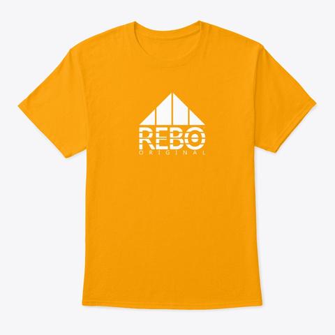 N/A Gold T-Shirt Front