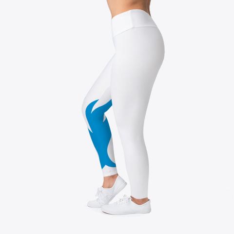Sffs Yoga Leggings Standard T-Shirt Left