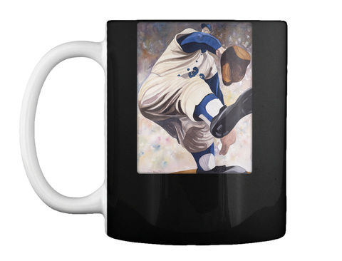 Limited Edition   Dtc   Baseball   Mug Black T-Shirt Front