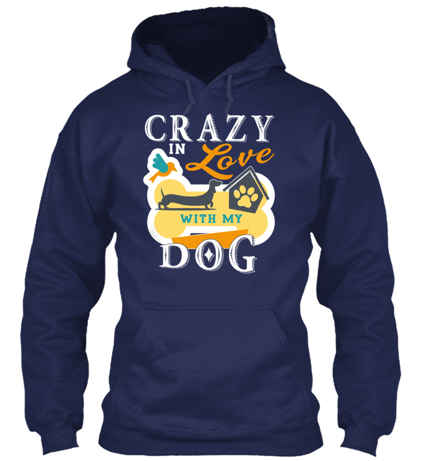 Crazy In Love With My Dog T Shirt Tank Top Red Up To 5XL