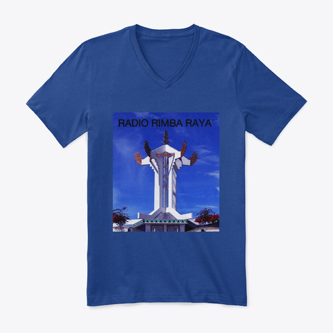 Rrr True Royal T-Shirt Front