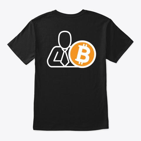 Bitcoineado Articulos Black T-Shirt Back