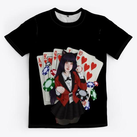 House Pet Black T-Shirt Front