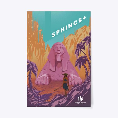 Sphincs+ Standard T-Shirt Front